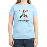 I Love Mycology Women's Light T-Shirt