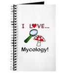 I Love Mycology Journal