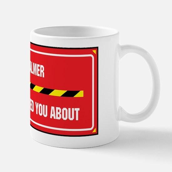 I'm the Embalmer Mug
