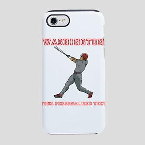 Baseball iPhone 7 Tough Case