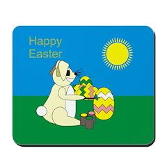 Happy Easter Mousepad