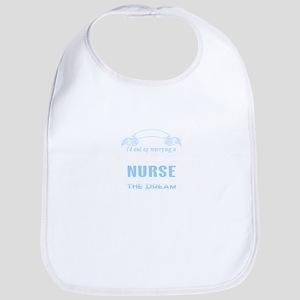 Super Cool Nurse Baby Bib