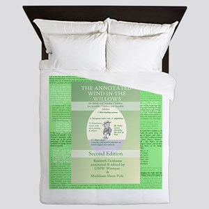 Annotated Wind In the Willows Queen Duvet