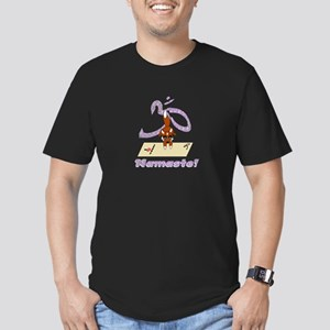 Namaste Fox Yoga Handstand T-Shirt