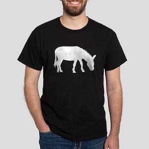 Donkey Silhouette T-Shirt