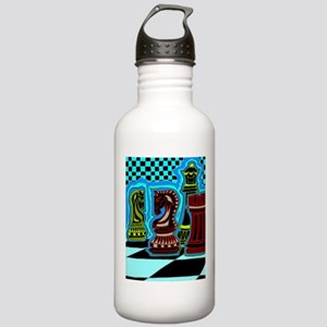 Tesla Power Water Bottle