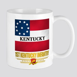 1st Kentucky Infantry Mugs