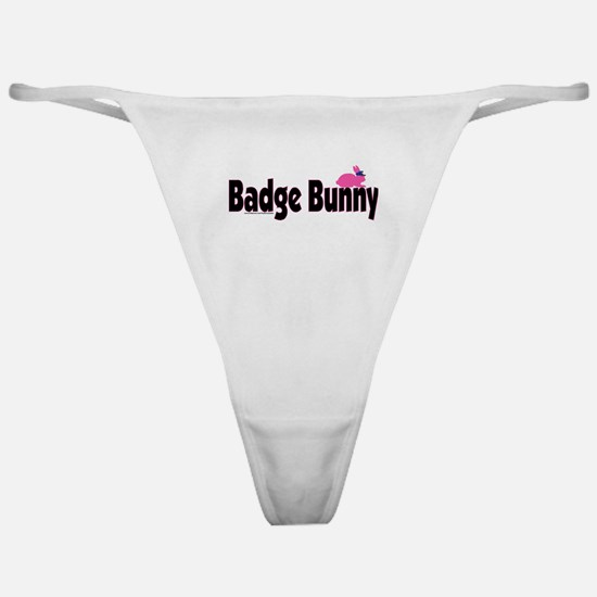 Badge Bunny Classic Thong