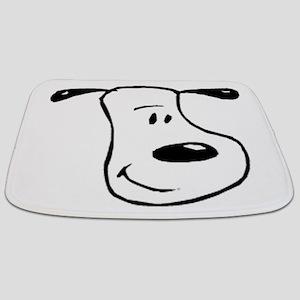 Snoopy Bathmat