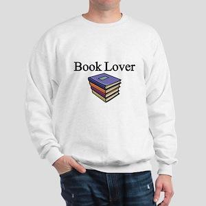 Book Lover Sweatshirt