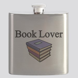Book Lover Flask