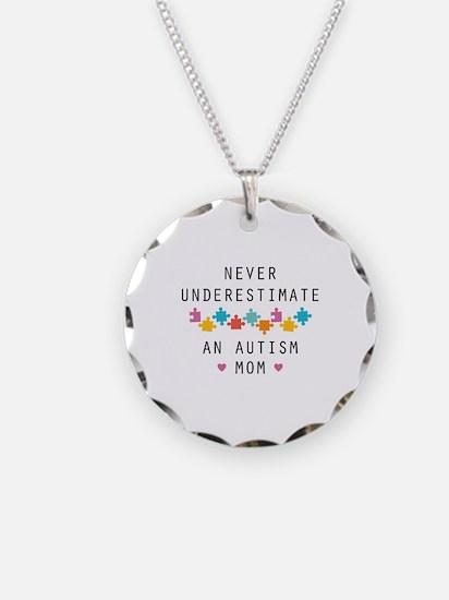 Autism Mom Necklace