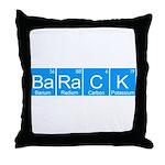 BaRaCK Throw Pillow