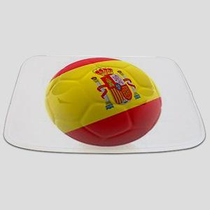 Spain world cup soccer ball Bathmat