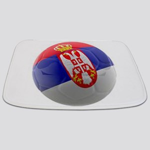 Serbia World Cup Ball Bathmat