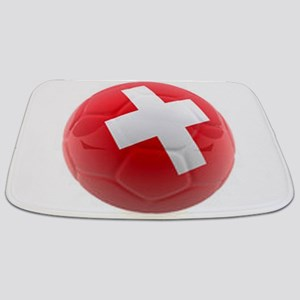Switzerland World Cup Ball Bathmat
