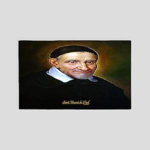 Saint Vincent de Paul 3'x5' Area Rug