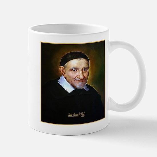 Saint Vincent de Paul Mug