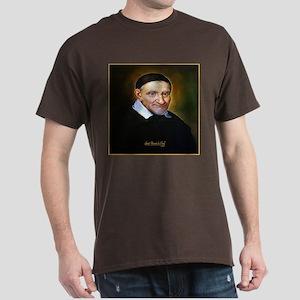 Saint Vincent de Paul Dark T-Shirt