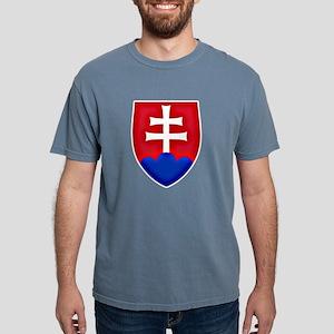 Slovakia Ice Hockey Emblem - Slovak Republ T-Shirt