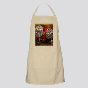 The Burrowing Owls Apron
