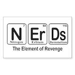 NErDs Sticker