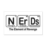 NErDs Wall Decal