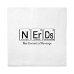 NErDs Queen Duvet