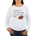 Gateway Drugs Women's Long Sleeve T-Shirt