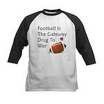 Gateway Drugs Kids Baseball Jersey