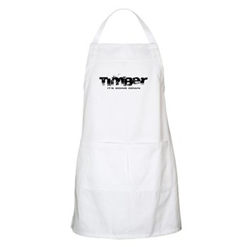 Timber - It's Going Down Apron