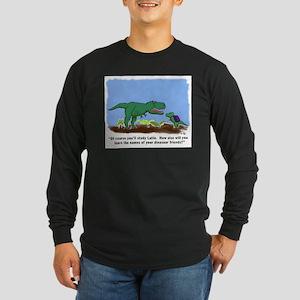 Latin T-Rex Long Sleeve T-Shirt