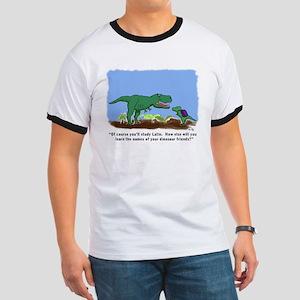 Latin T-Rex T-Shirt