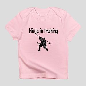 Ninja In Training Infant T-Shirt