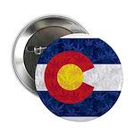 Colorado Pot Leaf Flag 2.25