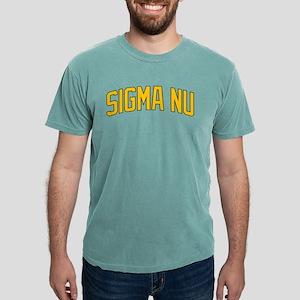 Sigma Nu Athletic Mens Comfort Colors Shirt