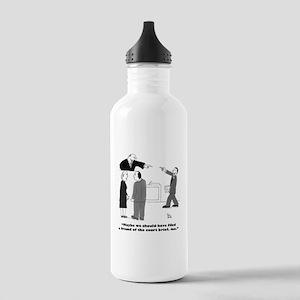 friend of court Water Bottle