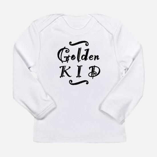 goldenkid.jpg Long Sleeve T-Shirt