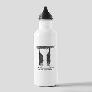 Bats on Economy Water Bottle