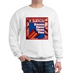 I Like BACON M T Y Sweatshirt