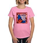 I Like BACON M T Y Women's Dark T-Shirt
