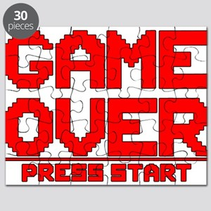 Game Over Puzzle