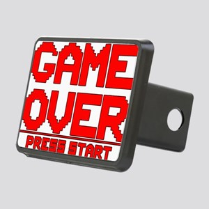 Game Over Hitch Cover