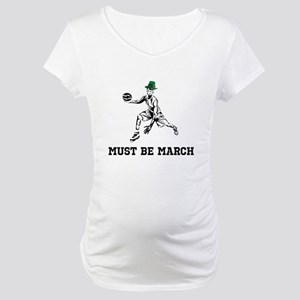 Must Be March Maternity T-Shirt