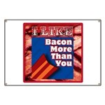 I Like BACON M T Y Banner