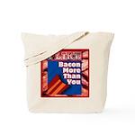 I Like BACON M T Y Tote Bag