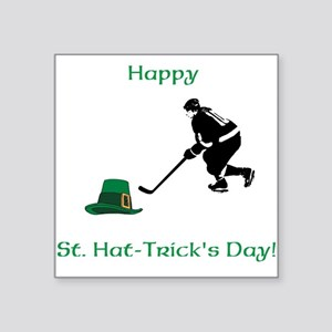 St. Hat-Tricks Day Sticker