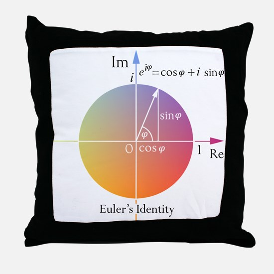 Cool Perfection Throw Pillow