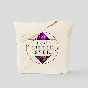 Sigma Delta Tau Best Little Tote Bag