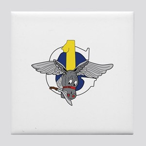 1st Air Commando Group Glider Section Tile Coaster